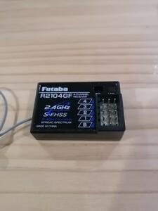 Futaba 受信機 R2104GF