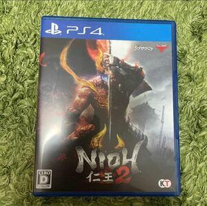 仁王2 NIOH2 PS4 PlayStation4