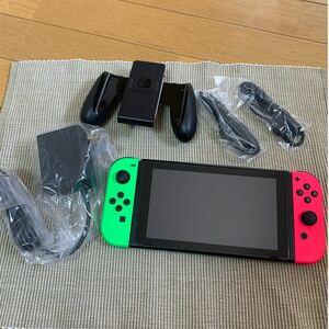 Nintendo Switch Switch本体