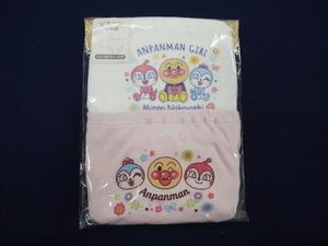 新品 90 アンパンマンショーツ ピンク/白 レターパック発送 IA6600