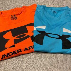 アンダーアーマ Tシャツ2枚 MDサイズ 半袖Tシャツ