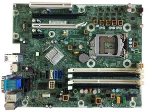 【中古パーツ】 複数可 HP Compaq 8300 SFF モデルの【マザーボード】 BIOS確認済 LGA1155 DDR3 ■HP 8300 SFF M/B