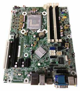 【中古パーツ】複数可 HP Compaq 6300 Pro SFF モデルの【マザーボード】 管:HP 6300 SFF