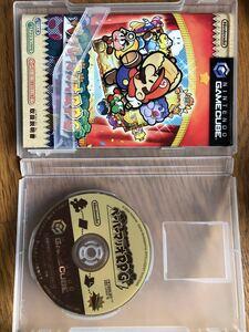 ゲームキューブ ペーパーマリオRPG
