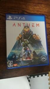 PS4ソフト ANTHEM アンセム 通常版