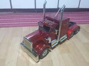 タミヤ トラック トレーラー 完成品