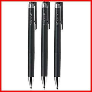 【送料無料-激安】 LJP-20S4-B ゲルインキボールペン 0.4mm F0320 パイロット ジュース 3本組み 超極細 アップ 黒 黒