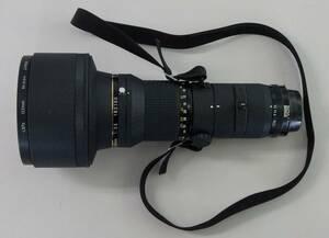 Nikon ニコン 望遠レンズ NIKKOR*ED 400mm 1:35