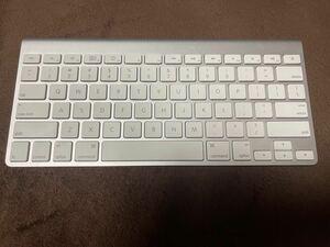 アップル Apple Wireless Keyboard A1314 US配列 ワイヤレスキーボード