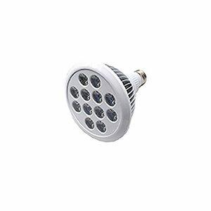 人気 アクアリウムライト LEDライト 24W E26口金 観賞用 青8 赤2 白2灯 水槽照明 熱帯魚 海水魚 水草 植物育成