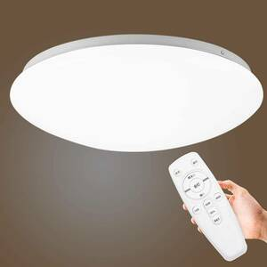 CLY LED シーリングライト 6畳 8畳 30W 調光調色 高輝度3000LM リモコン付 常夜灯モード 天井照明 部屋 洋室 洋風 リ