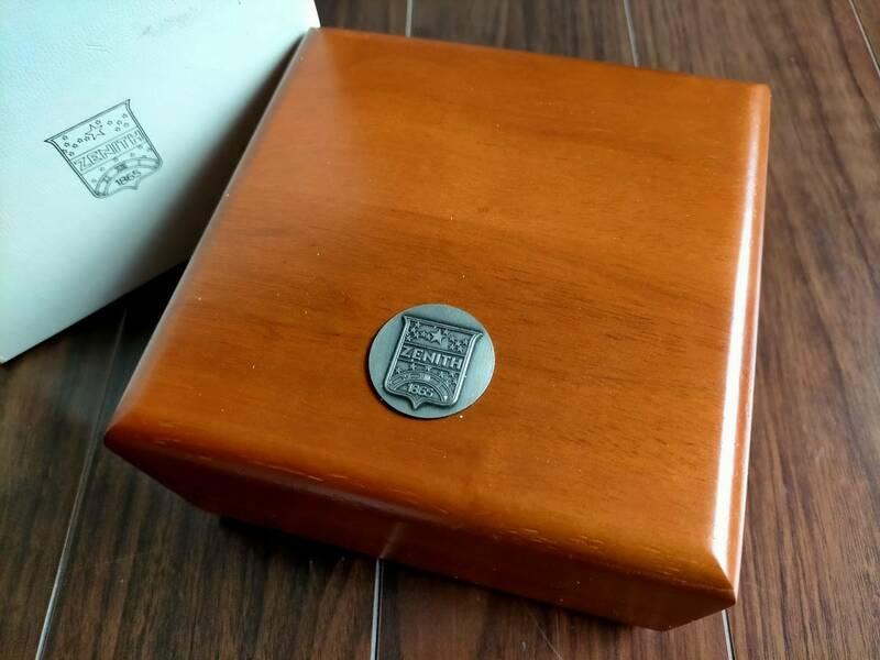 1円~★ゆ5★ZENITH ゼニス 腕時計 空箱 ウォッチ ケース