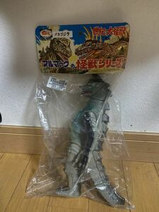 ブルマァク 怪獣 シリーズ メカゴジラ 2002復刻版
