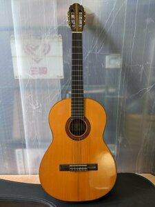 【中古】春日ギター 100 ケース付き クラシックギター ガットギター【管D138-2110】