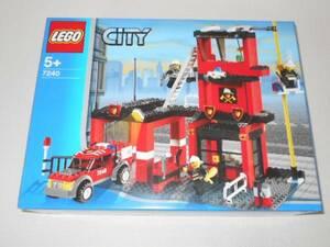 LEGO★7240 消防署 レゴ シティ