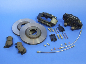 sale Caterham original AP brake kit Caterham super-seven ke-ta ham 4 Pod front bar - gold jineta