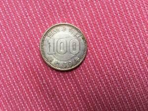東京オリンピック 記念硬貨 100円
