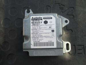 ** Renault Kangoo KCK7J H14 airbag CPU **