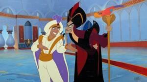 ディズニー アラジン セル画 原画 限定 レア Disney