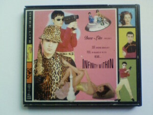 CD DEEE-LITE INFINITY WITHIN ディー・ライト テイ・トウワ