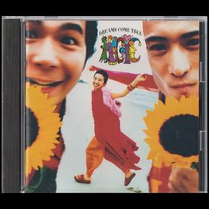 CD m-196 DREAMS COME TRUE magic