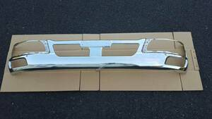 Mitsubishi the best one Fighter plating front bumper standard size