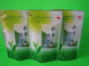 水出し茶ティーバッグ緑茶3g×12パック×3袋