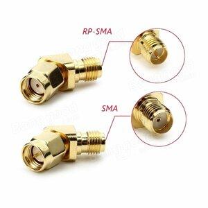 AquaPC★RP-SMA Realacc 45 Degree Antenna Adapter Connector 変換489★