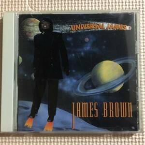 ジェームス・ブラウン 世界はJ.B. 国内盤 CD