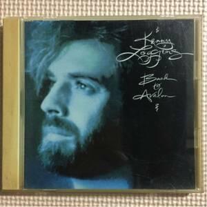 ケニー・ロギンス Back to Avalon 国内盤 CD