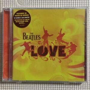ザ・ビートルズ『LOVE』EU盤 CD