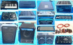 ■音響機器15点他■デジタルTMR他■発売時80万相当【ジャンク扱いで出品】【税込みです】