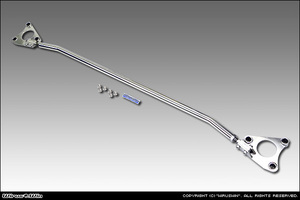 BMW MINI crossover / pace man (R60/R61) for tower bar
