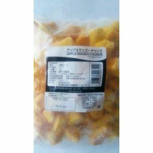 アスク 冷凍アップルマンゴーチャンク 500gx20袋(袋490円)トロピカルマリア 業務用