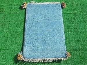 ギャッベ◆ペルシャ絨毯◆アンティーク家具北欧骨董茶道華道 j2123