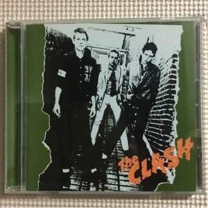 ザ・クラッシュ『白い暴動』国内盤 CD