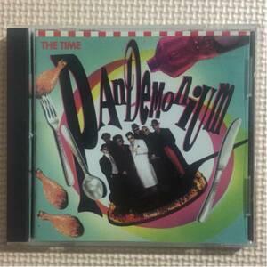 The Time Pandemonium 米国盤 CD