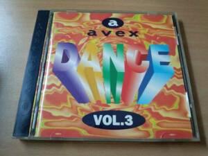 CD「エイベックス・ダンスVOL.3 AVEX DANCE VOL.3」