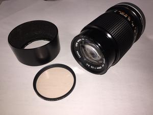 ■キャノン CANON★LENS FD 135mm 1:3.5 S.C. レンズ 単焦点 マニュアル★動作品!