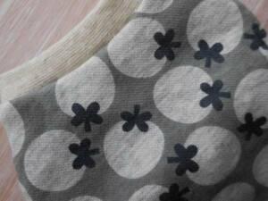 【3S】SALE グレー苺イチゴ小型犬犬服ドッグウエアハンドメイド