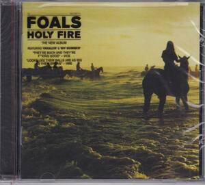 【Holy Fire 】 フォールズ / 輸入盤 送料無料 / CD