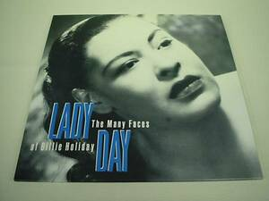 【LD】 BILLIE HOLIDAY / LADY DAY THE MANY FACES OF BILLIE HOLIDAY