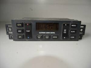 96 year Buick Road Master AC control panel