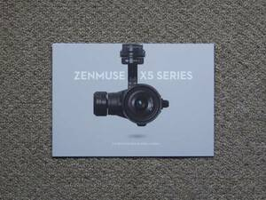 [ catalog only ]DJI ZENMUSE X5 SERIES inspection X5R 4K drone