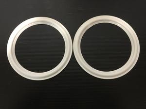 新品 JBL LE10 用 白ラバー (ゴム) エッジ ペア 2枚組  耐久性と音の安定を 対応LE10、2121、Lancer 66・77、L110、4313、C46 Minigon
