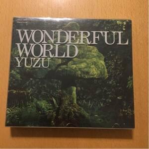 ゆず『Wonderful World』初回限定盤CD+DVD☆アルバム☆51