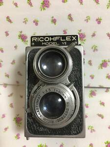 RICOHFLEX MODEL VII 二眼レフカメラ ジャンク