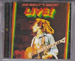 【Live / ライヴ 】Bob Marley and The Wailers / ボブ・マーリー / 輸入盤 送料無料 / CD