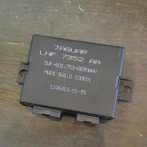 Jaguar XJ X308 3.2 J13KB H14 year latter term parking Rebirth module LNF 7352 AA