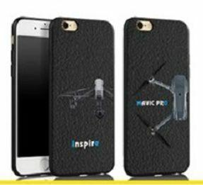 ★大幅値引き◆Mavic Pro 3D iPhone シリコンジャケット プラスチックケース (6s用) �A